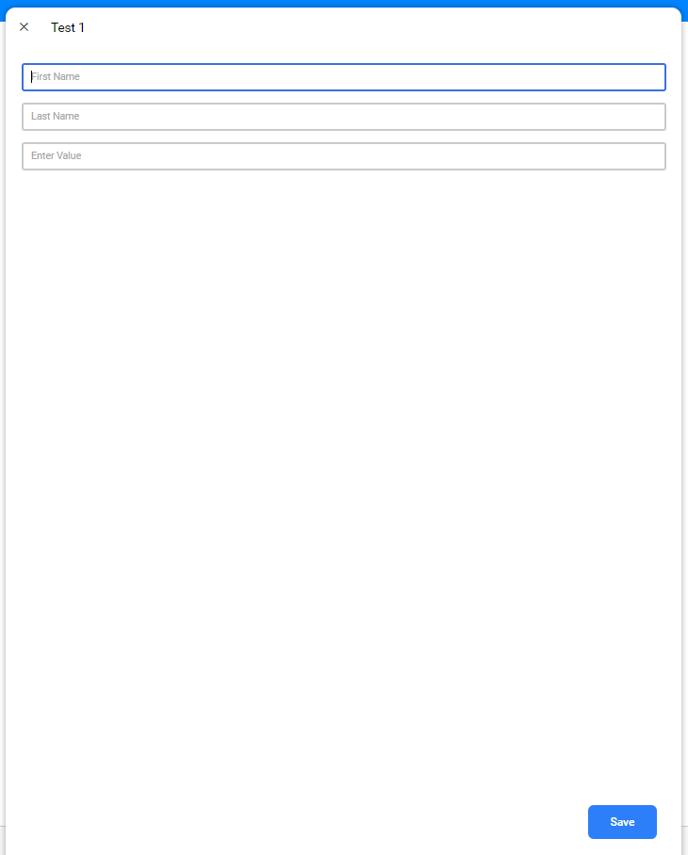 subform page